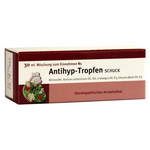 ANTIHYP Tropfen Schuck 30 Milliliter
