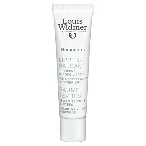 WIDMER Remederm Lippenbalsam unparfümiert 15 Milliliter