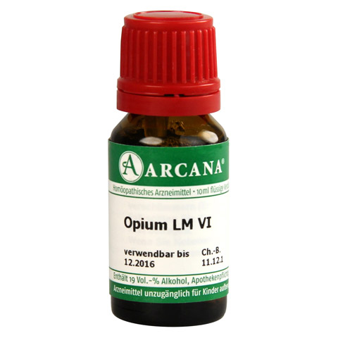 OPIUM LM 6 Dilution 10 Milliliter N1