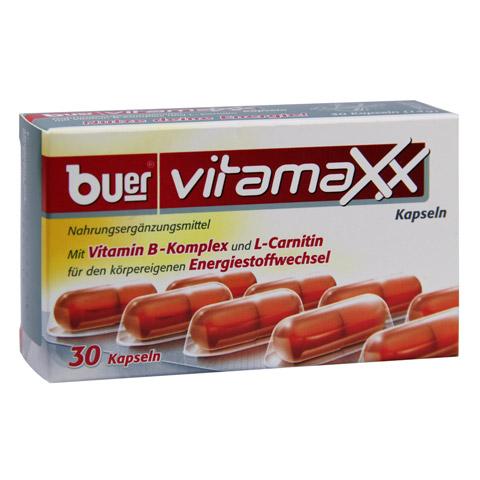 BUER VITAMAXX Kapseln 30 Stück