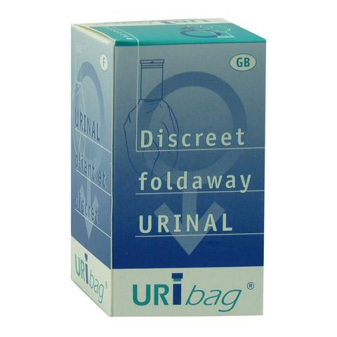 URIBAG Urinflasche faltbar für Männer 1 Stück