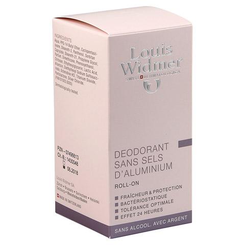 WIDMER Deodorant o.Aluminium-Salze Stick l.parf. 50 Milliliter
