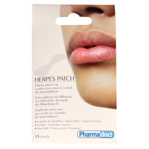 HERPES PATCH 15 Stück