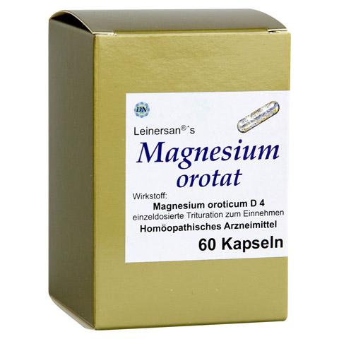 MAGNESIUMOROTAT KAPSELN 60 Stück N1