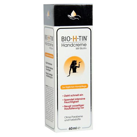 BIO-H-TIN Handcreme 60 Milliliter
