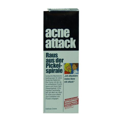 ACNE attack Creme 40 Gramm