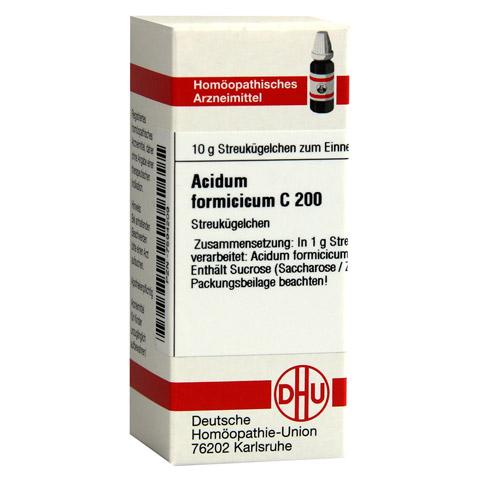 ACIDUM FORMICICUM C 200 Globuli 10 Gramm N1