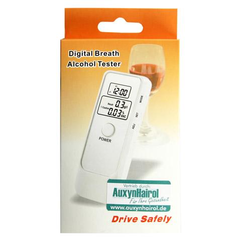 ALKOHOLTESTER digital 4in1