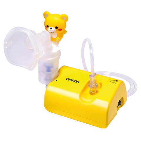 OMRON C801KD CompAir Inhalationsgerät f.Kinder 1 Stück