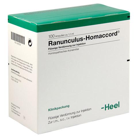 RANUNCULUS HOMACCORD Ampullen 100 Stück N3