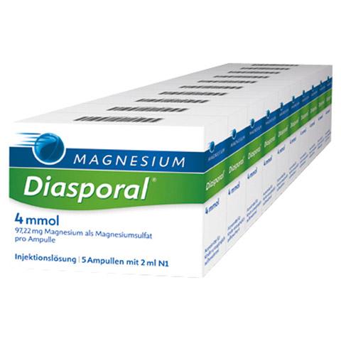 Magnesium-Diasporal 4mmol 50x2 Milliliter