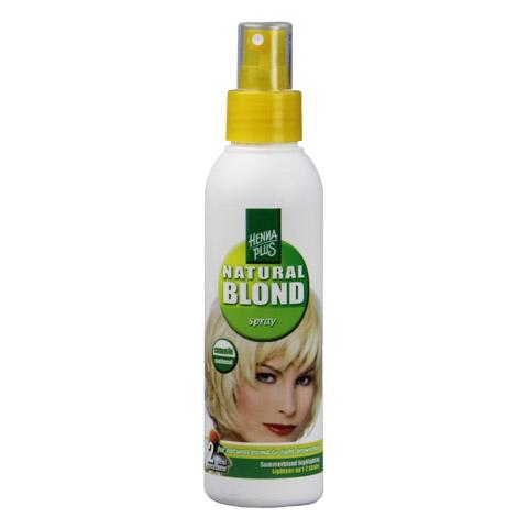 HENNAPLUS sommerblond Spray 150 Milliliter