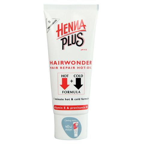 HENNAPLUS Hairwonder Hot Oil Therapy 100 Milliliter