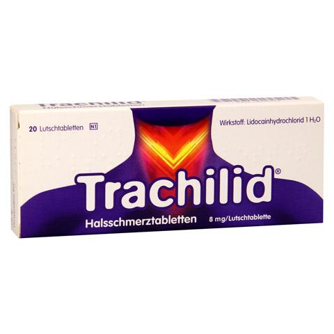 Trachilid Halsschmerztabletten 20 Stück N1