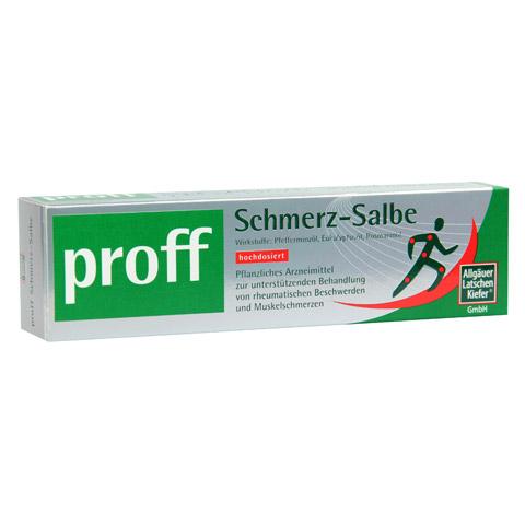 ALLGÄUER LATSCHENK. proff Schmerz Salbe 100 Gramm