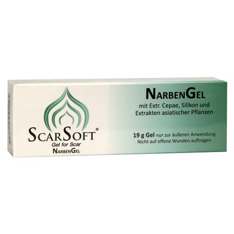 SCARSOFT Narben Gel 19 Gramm