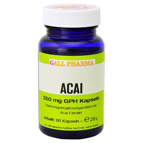 ACAI 350 mg GPH Kapseln 1750 Stück