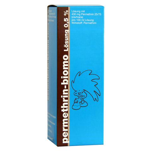Permethrin-biomo 0,5% 100 Milliliter N2