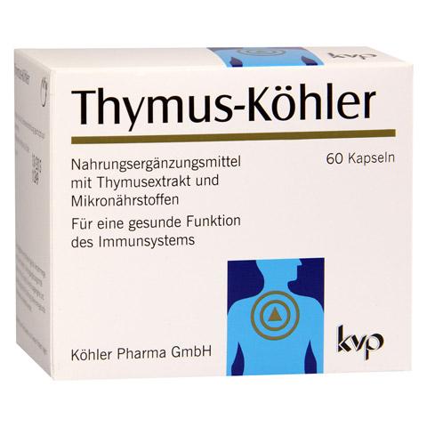 THYMUS KÖHLER Kapseln 60 Stück