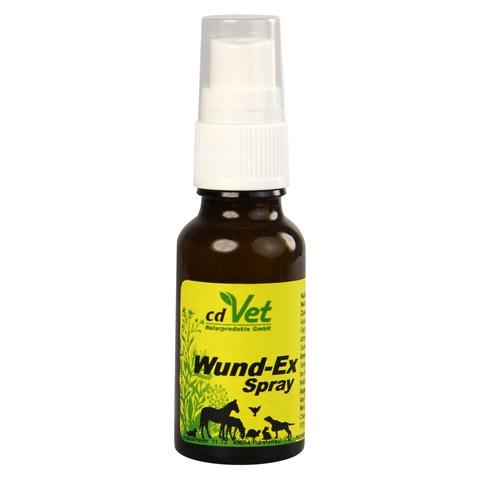WUNDEX Spray vet. 20 Milliliter