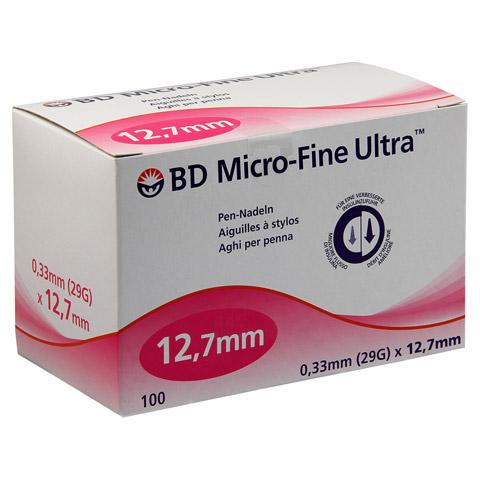 BD MICRO-FINE ULTRA Pen-Nadeln 0,33x12,7 mm 100 Stück