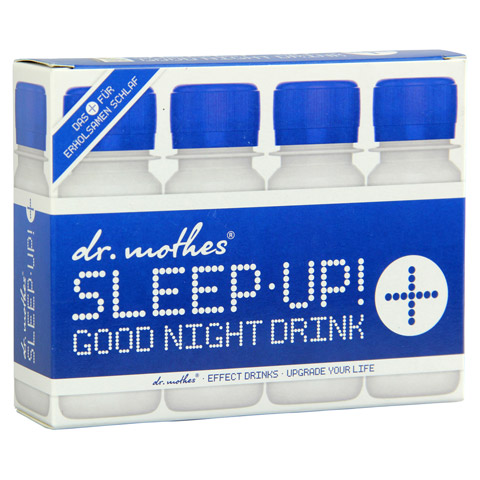 SLEEP UP dr. mothes flüssig 4x60 Milliliter