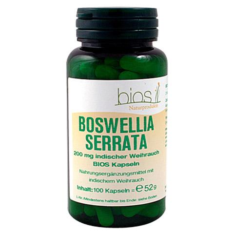 BOSWELLIA SERRATA 200 mg ind.Weihr.Bios Kapseln 100 Stück