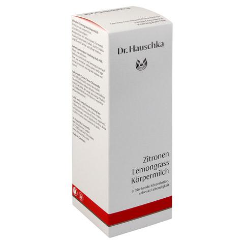 DR.HAUSCHKA Zitronen Lemongrass Körpermilch 145 Milliliter
