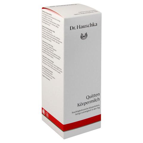 DR.HAUSCHKA Quitten Körpermilch 145 Milliliter