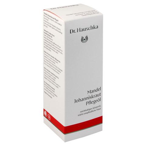 DR.HAUSCHKA Mandel Johanniskraut Pflegeöl 75 Milliliter
