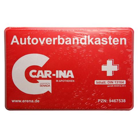 SENADA CAR-INA Autoverbandkasten rot 1 Stück
