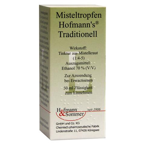 Misteltropfen Hofmann's Traditionell 50 Milliliter