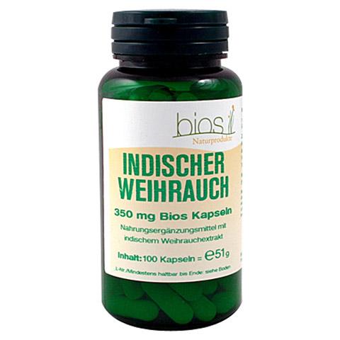 INDISCHER Weihrauch 350 mg Bios Kapseln 100 Stück