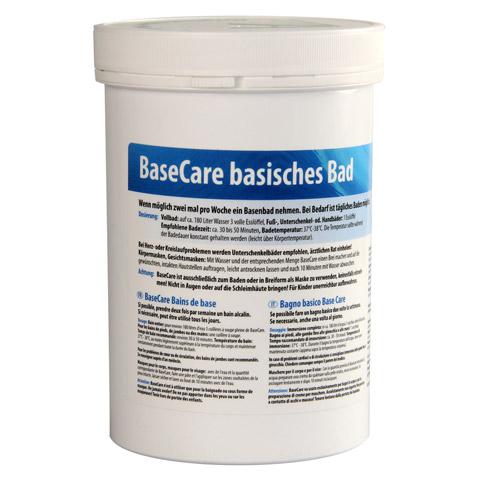 MINERALSTOFF BaseCare basisches Bad Pulver 400 Gramm