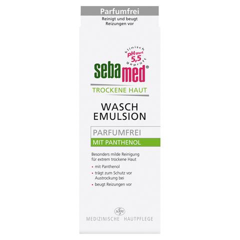 SEBAMED Trockene Haut parfümfrei Waschemulsion 200 Milliliter