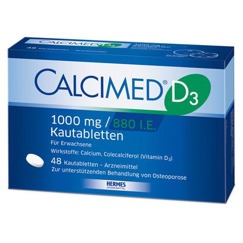 Calcimed D3 1000mg/880 I.E. 48 Stück N2