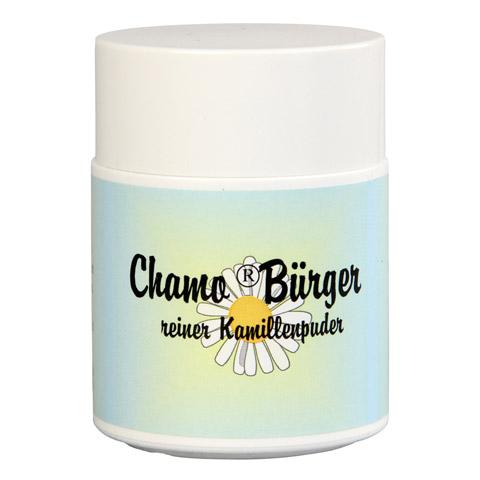 CHAMO Bürger Kamillenpuder 75 Gramm