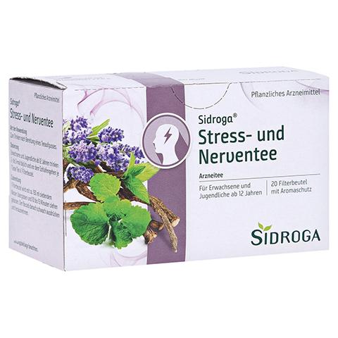 Sidroga Stress- und Nerventee 20x2.0 Gramm