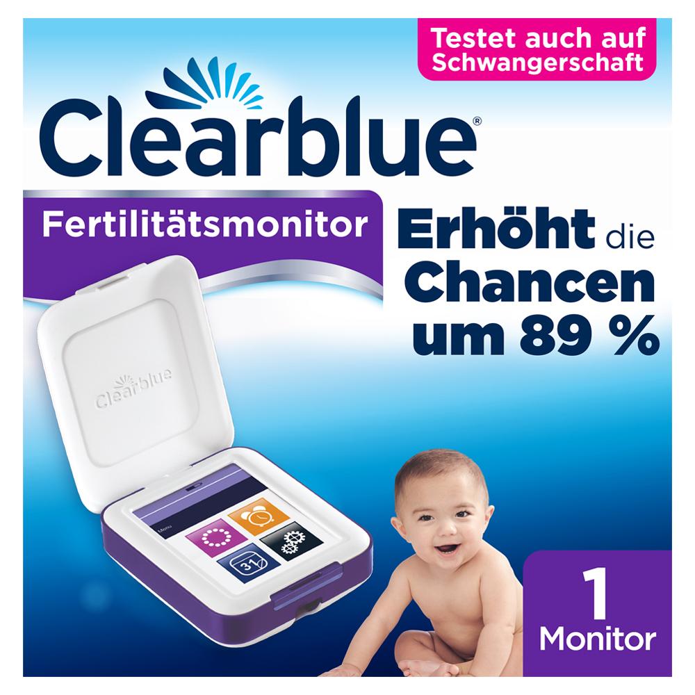 Clearblue Advanced Fertilitätsmonitor Erfahrungen