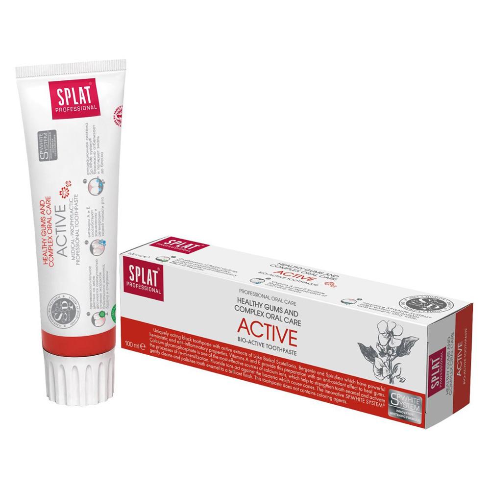 SPLAT Professional Active Zahncreme 100 Milliliter