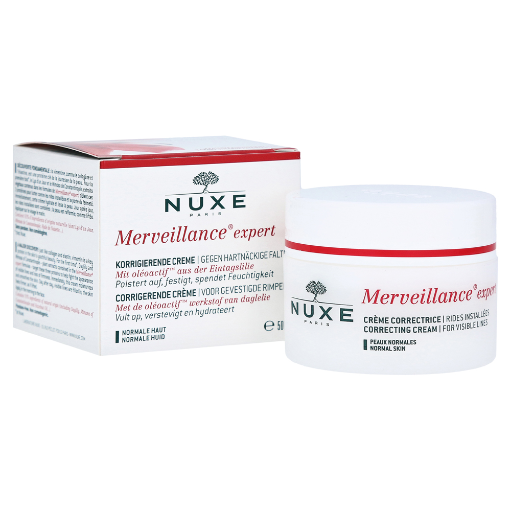 nuxe merveillance expert jour creme 50 milliliter online bestellen medpex versandapotheke. Black Bedroom Furniture Sets. Home Design Ideas