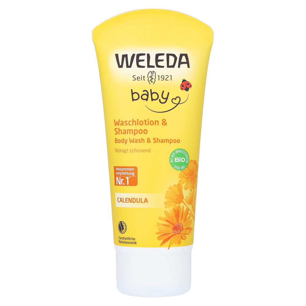 erfahrungen zu weleda calendula waschlotion shampoo 200 milliliter medpex versandapotheke. Black Bedroom Furniture Sets. Home Design Ideas