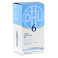 BIOCHEMIE DHU 6 Kalium sulfuricum D 3 Tabletten 420 Stück N3