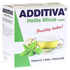 ADDITIVA heiße Minze+Apfel Pulver 120 Gramm