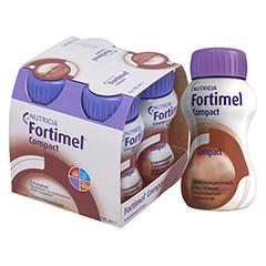 FORTIMEL Compact 2.4 Schokoladengeschmack 4x125 Milliliter