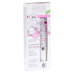 LAVERA Illuminating Eye Cream Perle 15 Milliliter
