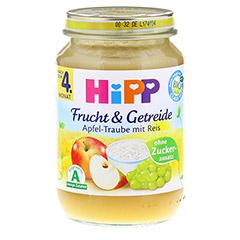 HIPP Frucht & Getreide Apfel-Traube m.Reis 190 Gramm
