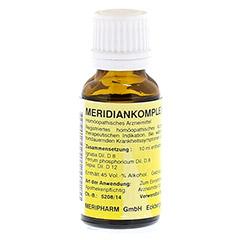 MERIDIANKOMPLEX 12 Tropfen zum Einnehmen 20 Milliliter N1