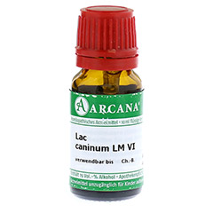LAC CANINUM LM 6 Dilution 10 Milliliter N1