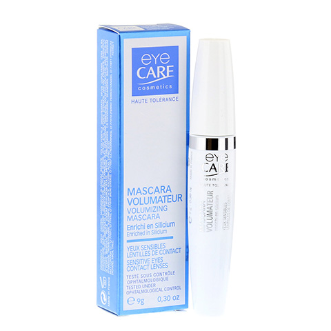 EYE CARE Mascara Volumen pure black 9 Gramm